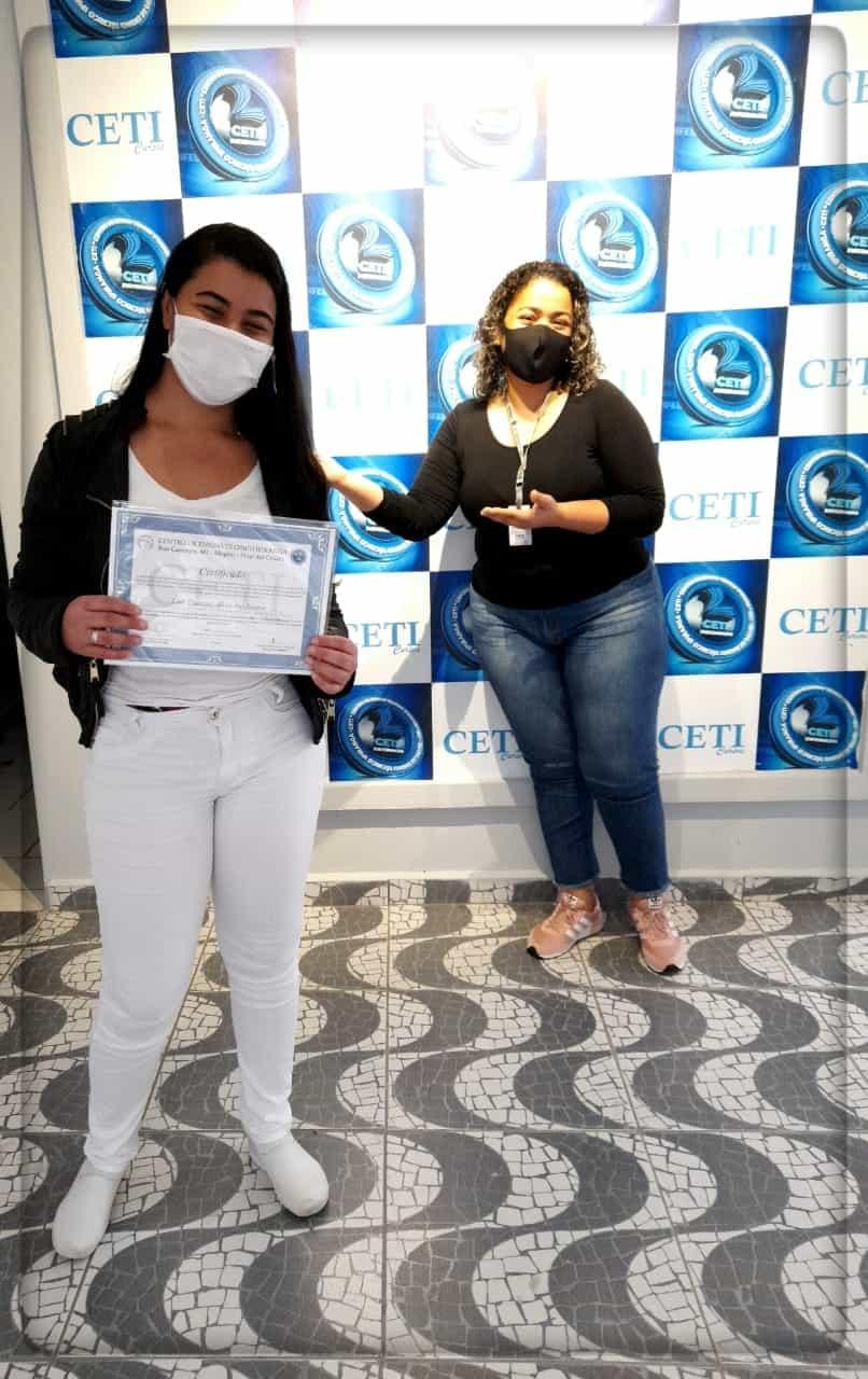 Certificado - LAÍS THAUANE ALVES DOS SANTOS