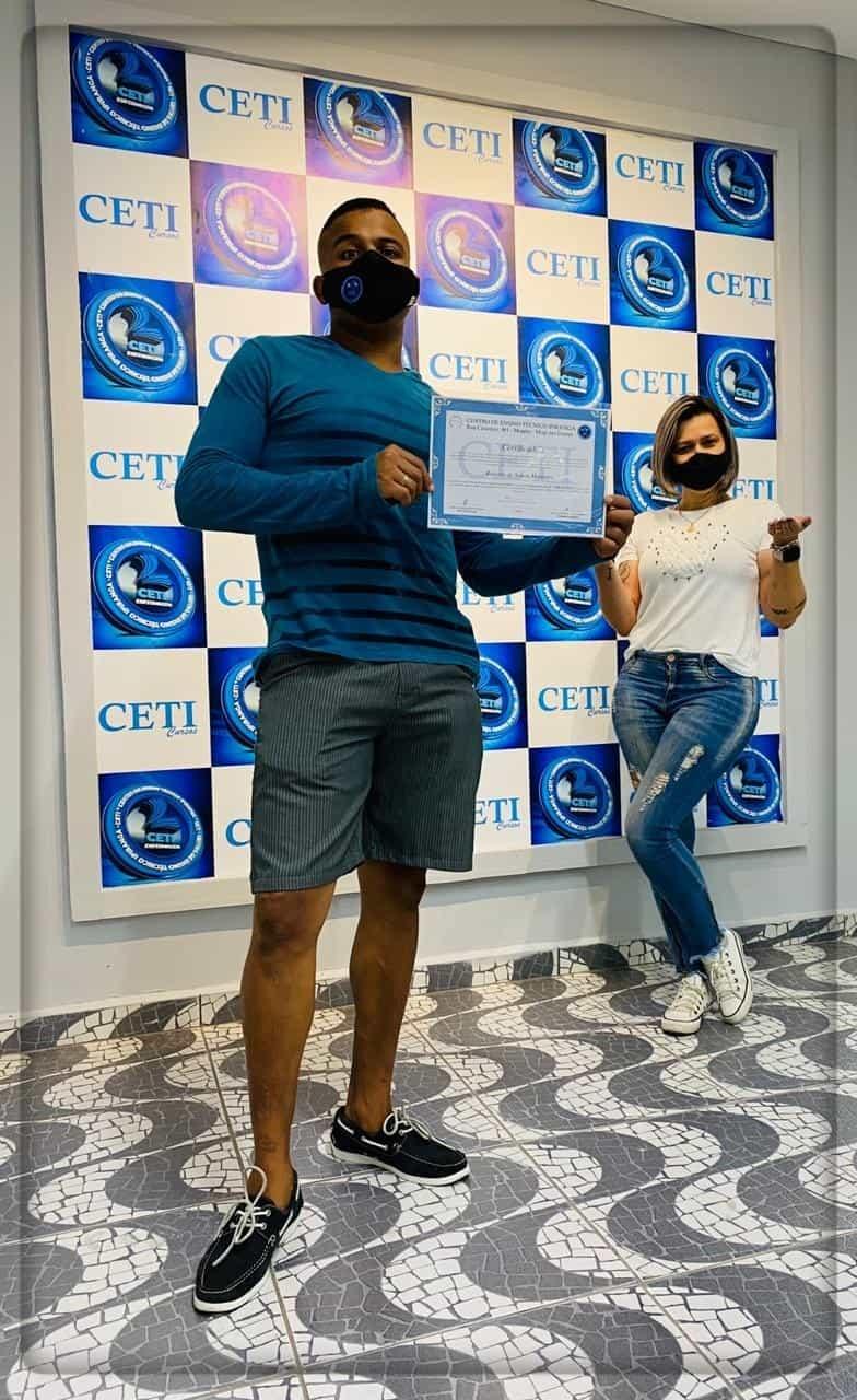 Certificado - ROBERTO DE SOUZA MONTEIRO