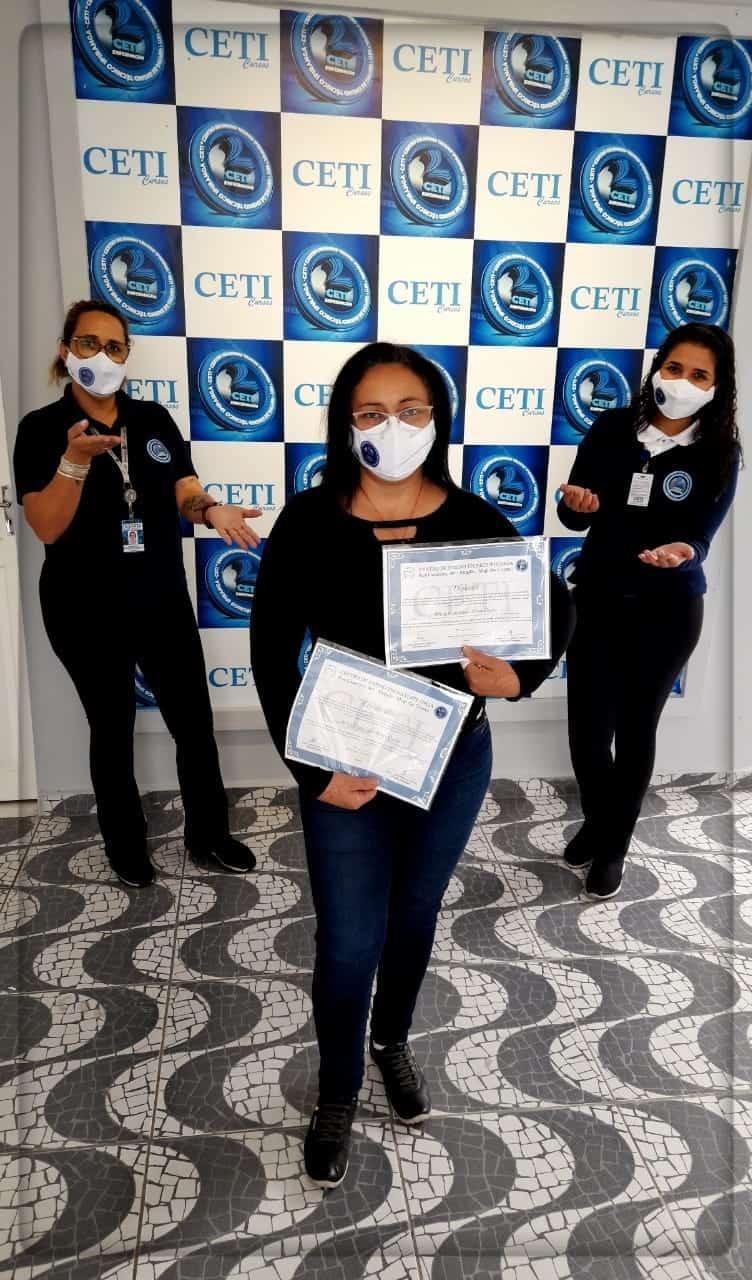 Certif.+ Diploma- NILZA FRANCISCA SILVA COSTA