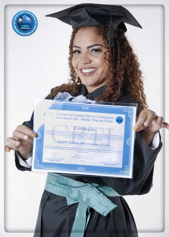 Certificado - JÉSSICA DANUZA AMORIM SOUZA BEI