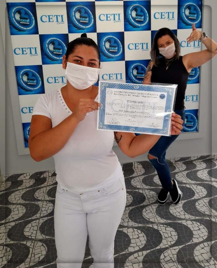 Certificado - RITA DINIZ