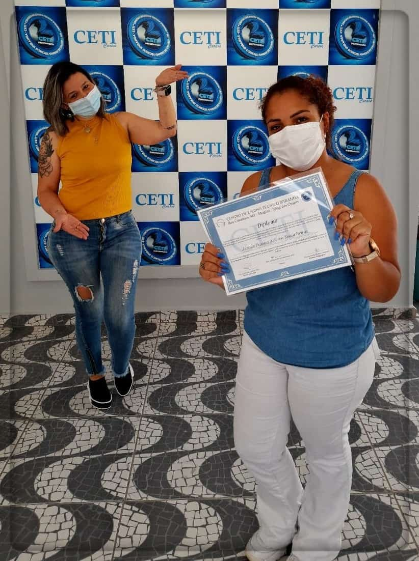 Diploma - JESSICA DANUZA AMORIM SOUZA BEIRAS