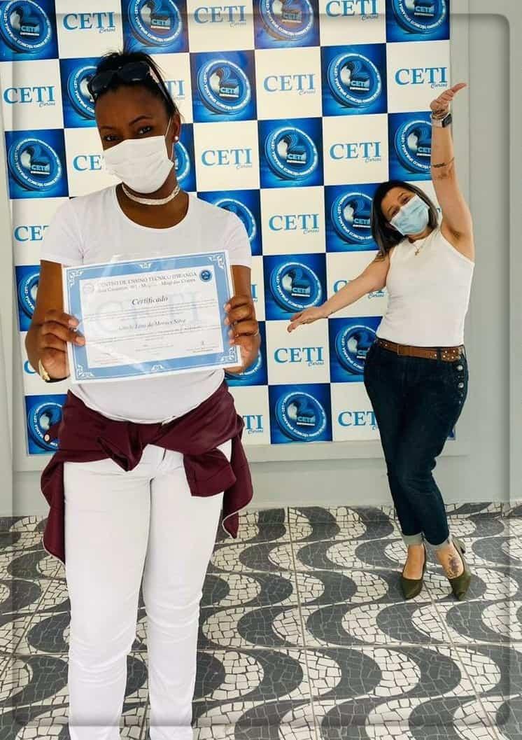 Certificado - GISELE LINO DE MORAES