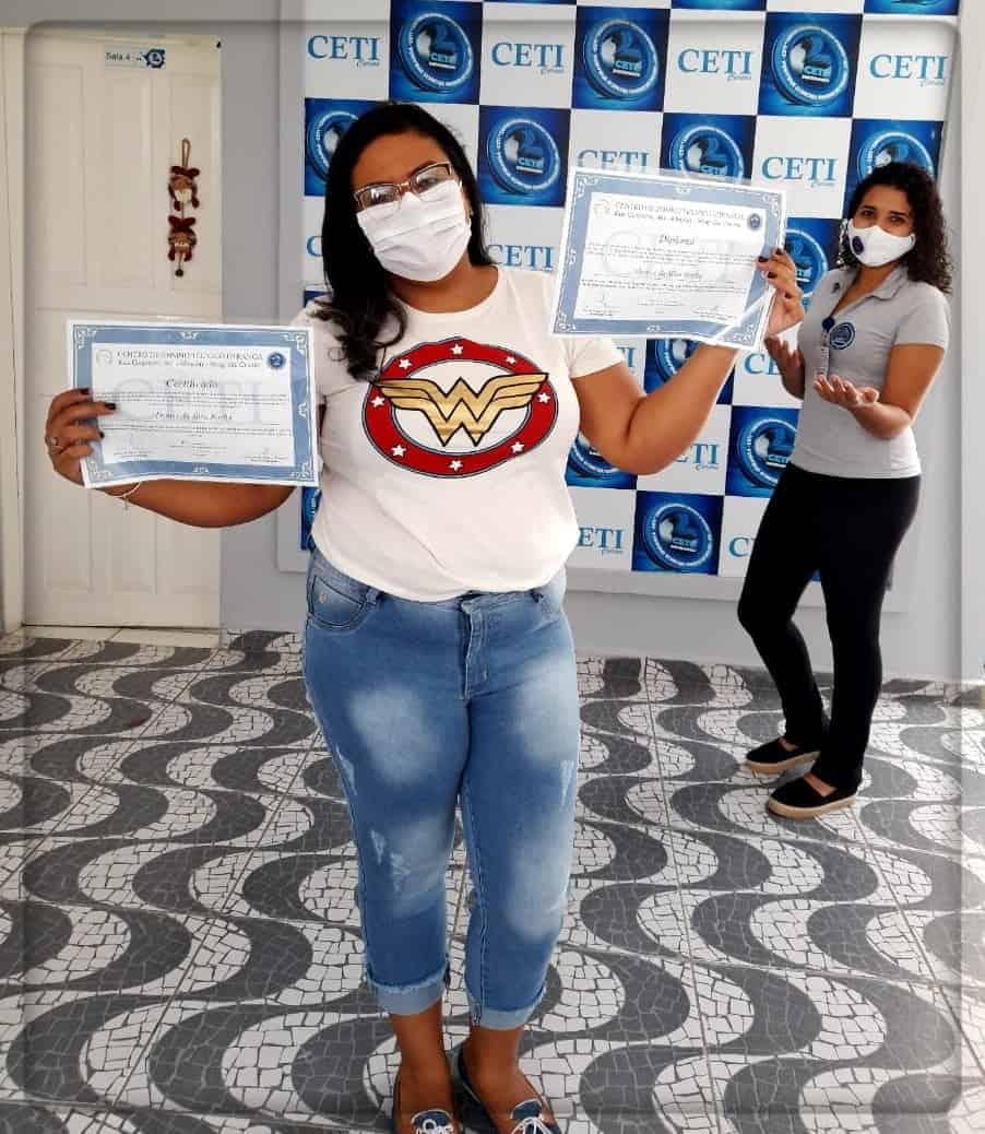 Cert.+Diploma - DENISE DA SILVA ROCHA