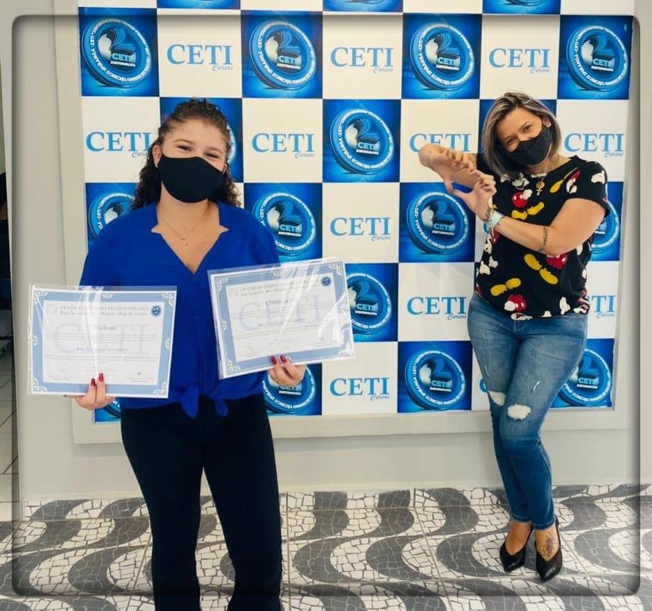 Certif. + Diploma - ANA CAROLINA NASCIMENTO