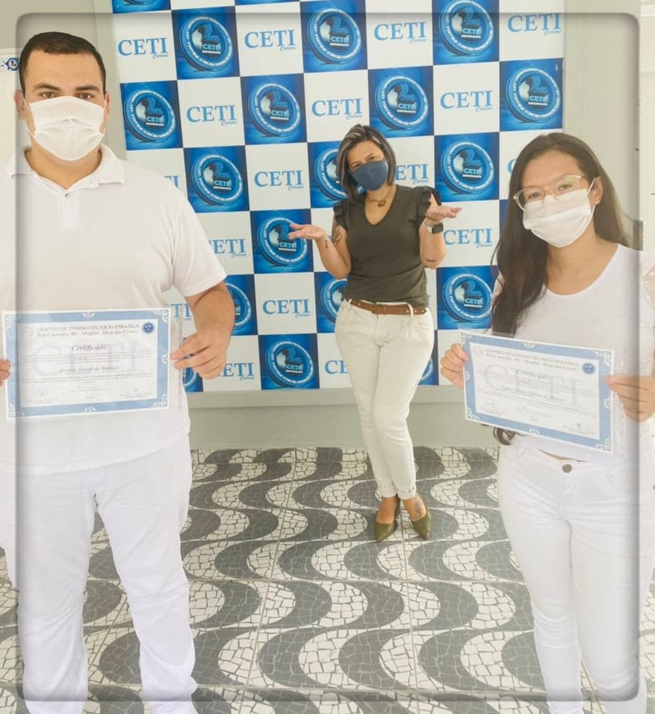 Certifificado - Mateus Morais e Talita Morais
