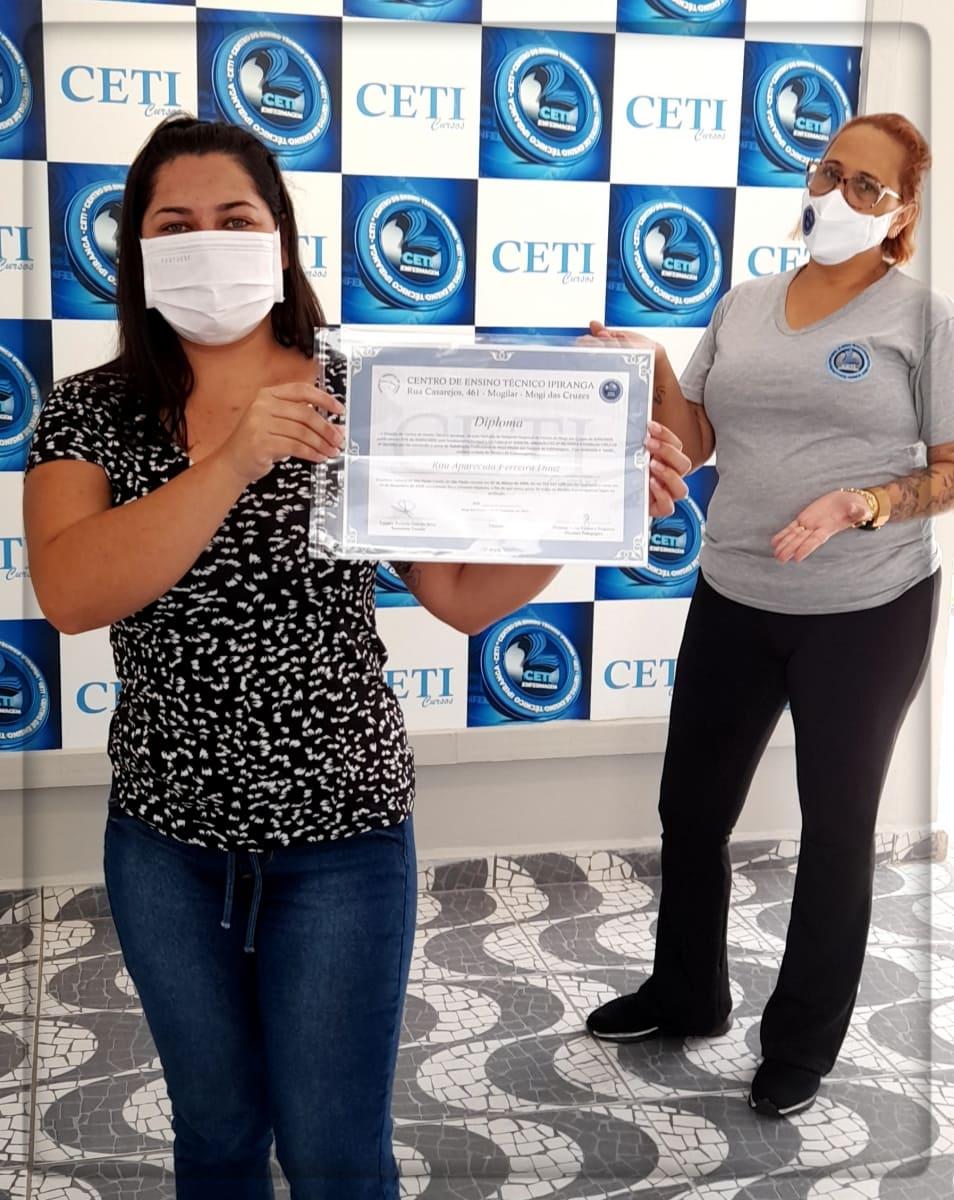 Diploma - RITA APARECIDA FERREIRA DINIZ
