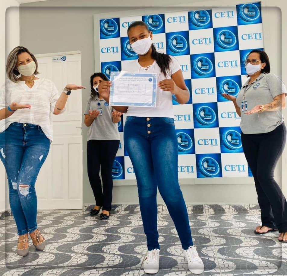Certificado - BEL DE FATIMA M.S.SILVA