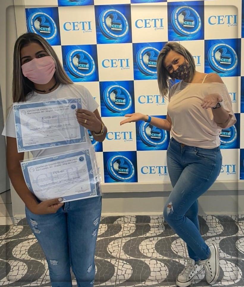 Certif.+Diploma - AMANDA R. C. ANDRADE