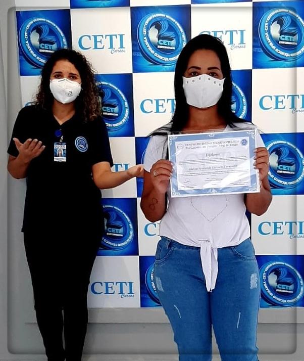 Diploma - IDALINA A. CARVALHO FERNANDES