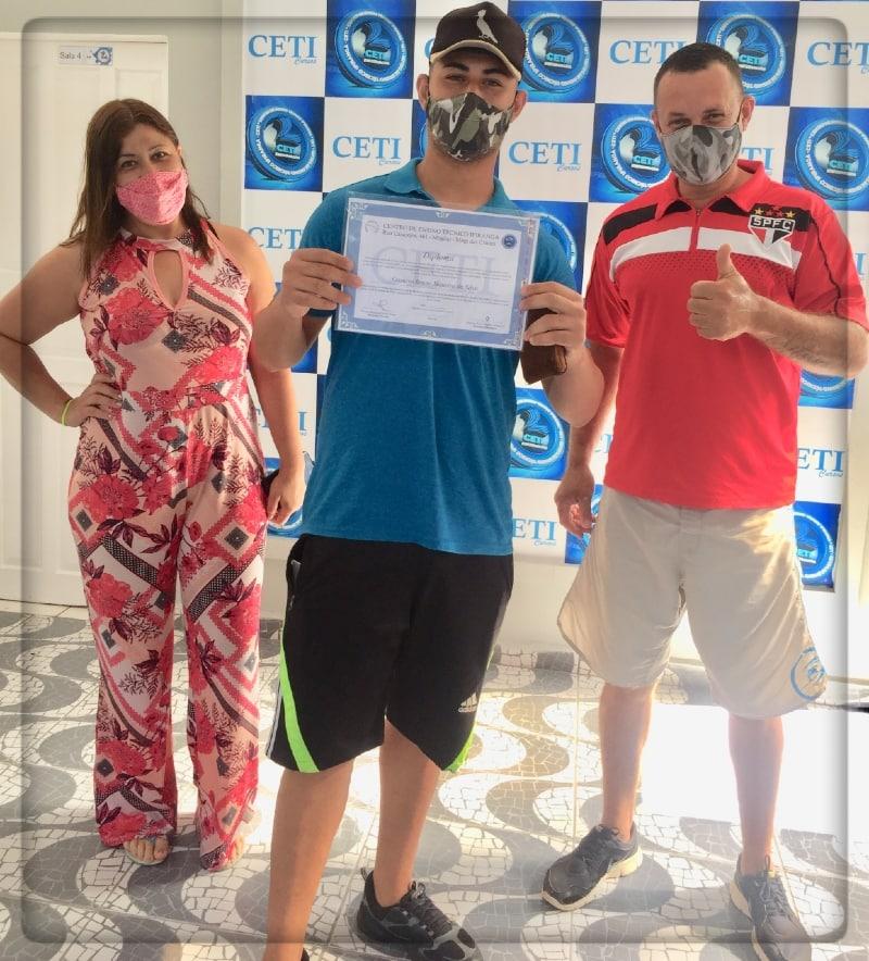 Diploma - GUSTAVO BRUNO SIQUEIRA DA SILVA