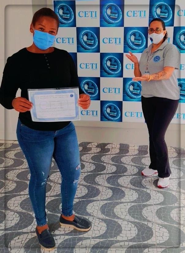 Certificado - MAYARA CRISTINA DE PAULA