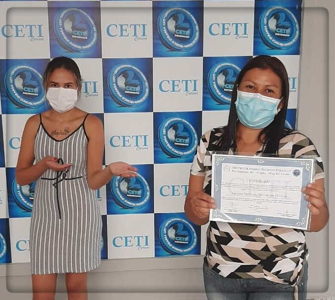 Certificado - LUCIANA MARIA DO NASCIMENTO