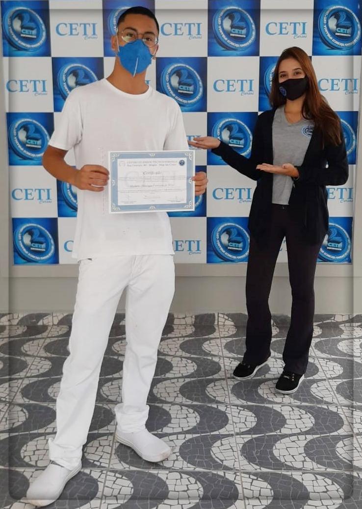 Certificado - MATHEUS HENRIQUE F. DA SILVA