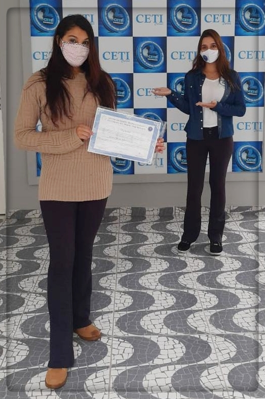 Diploma - ALICIA CLAREM