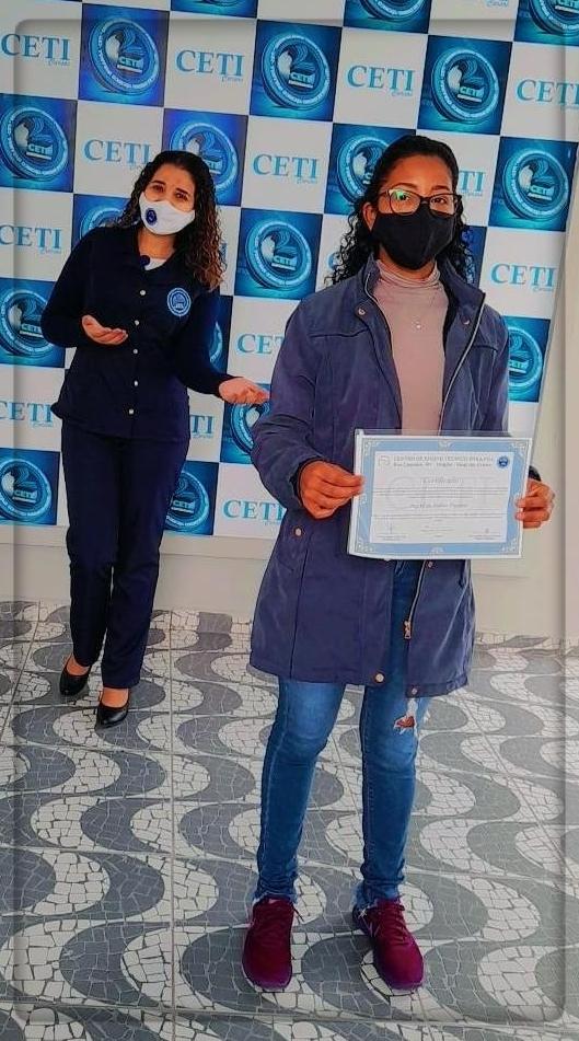 Certificado - INGRID DE MATOS PEREIRA