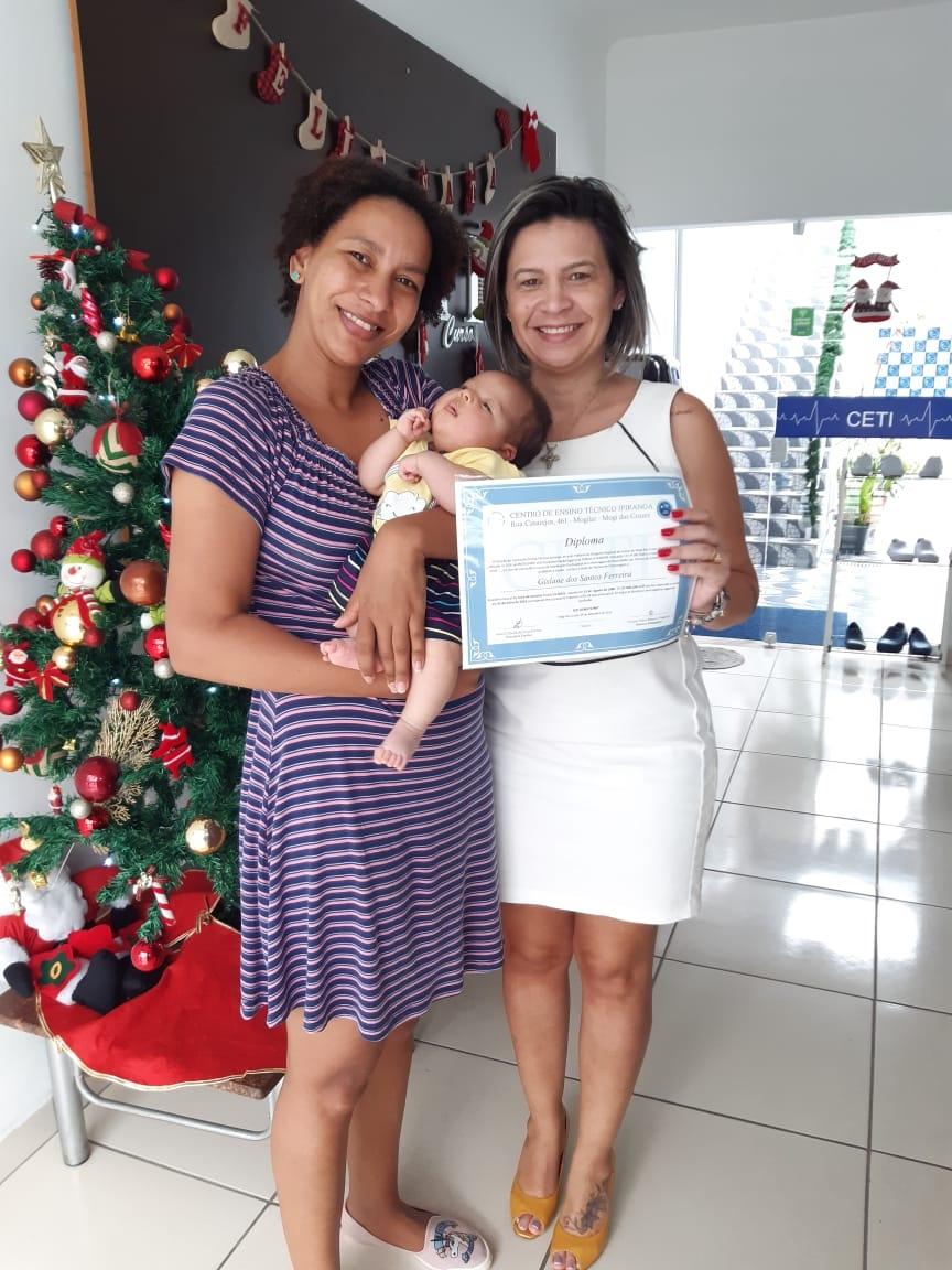 GISLANE DOS SANTOS - 2019