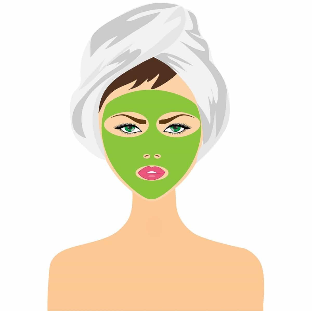 Limpeza de pele biofotônica