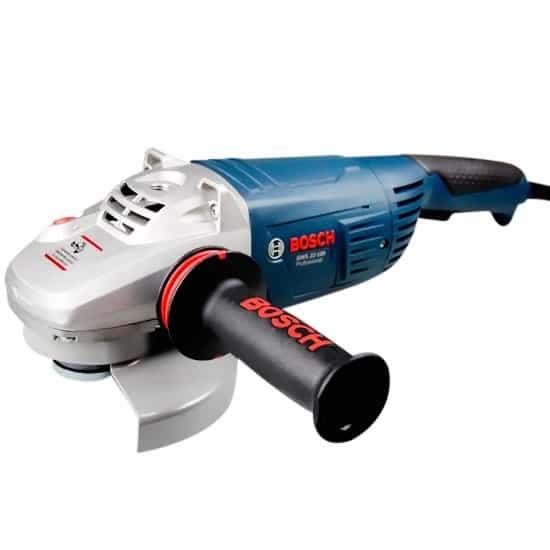 Esmerilhadeira angular GWS 22-180 Professional - Foto 2