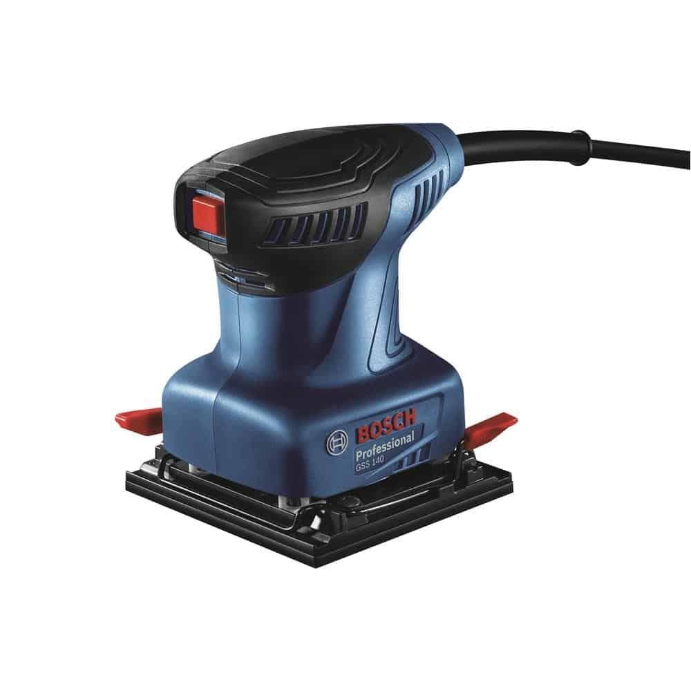 Lixadeira vibratória GSS 1400 A Professional - Foto 1