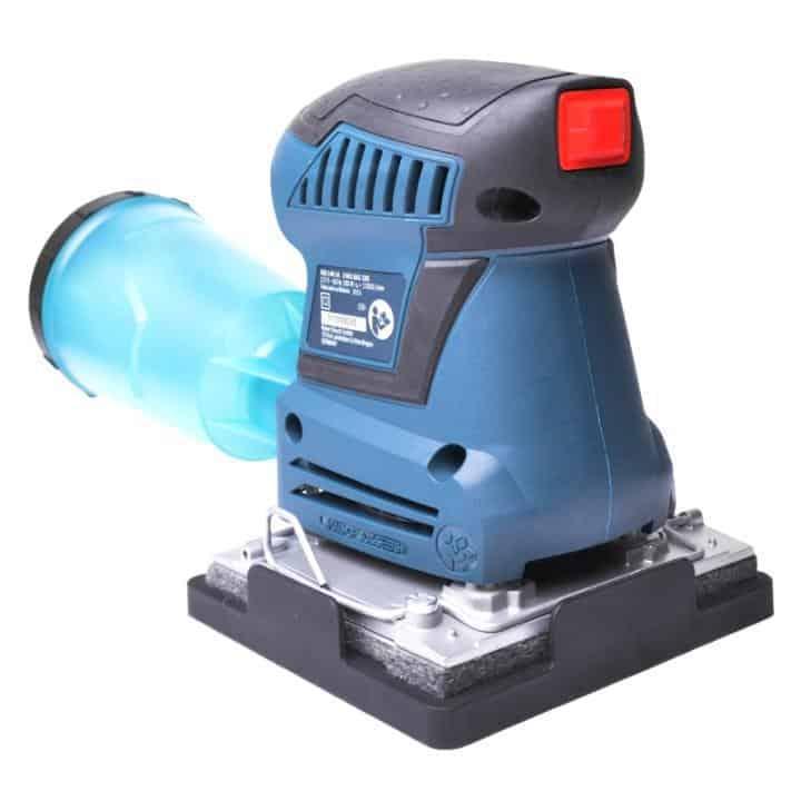 Lixadeira vibratória GSS 1400 A Professional - Foto 3