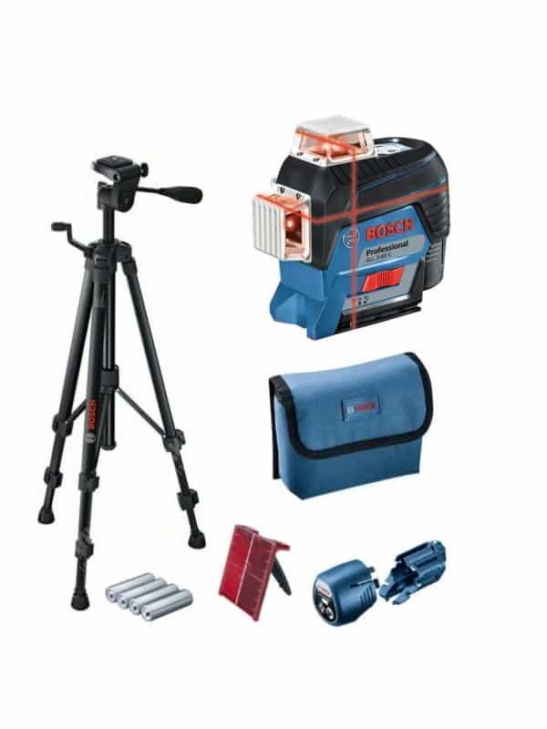 Nível laser de linhas GLL 3-80 Professional - Foto 2