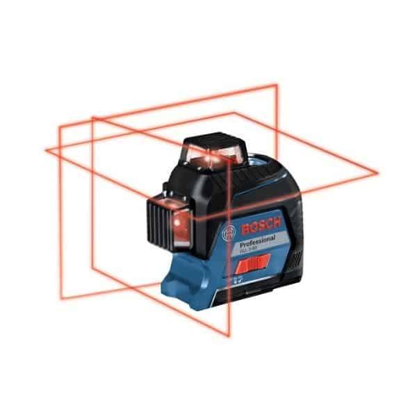 Nível laser de linhas GLL 3-80 Professional - Foto 3