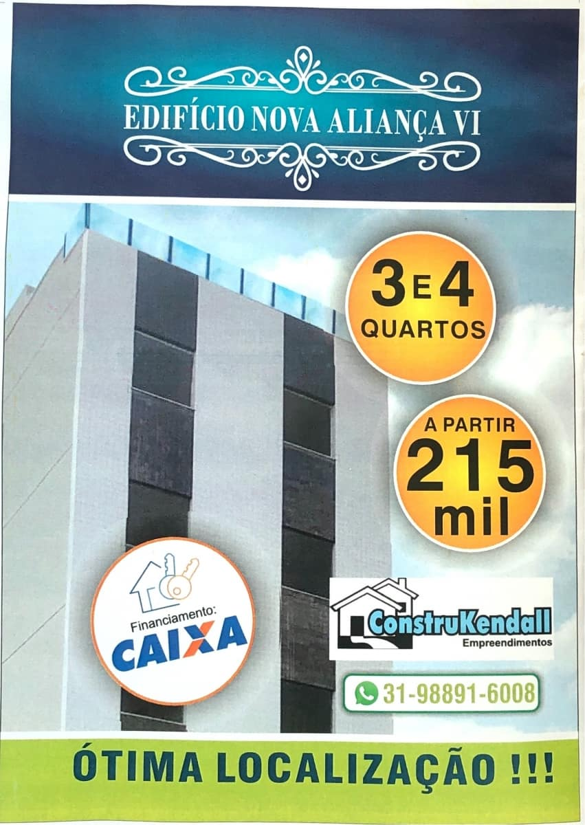 Pronto. Edifício Nova Aliança VI. - Foto 3