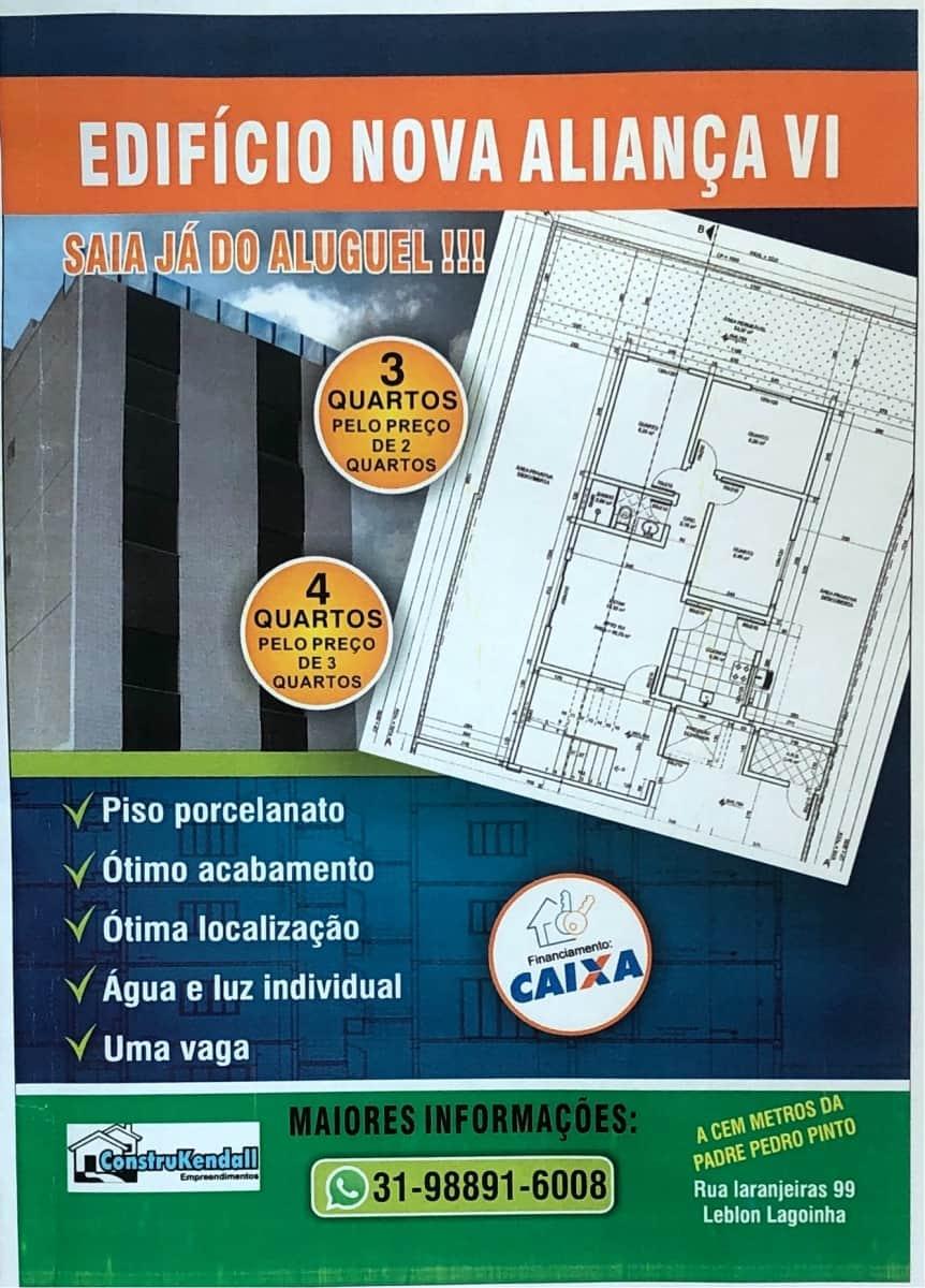 Pronto. Edifício Nova Aliança VI. - Foto 4