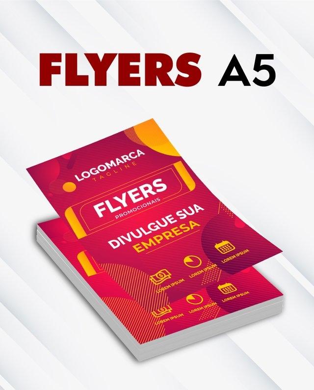 Panfletos ou Flyers - Foto 3