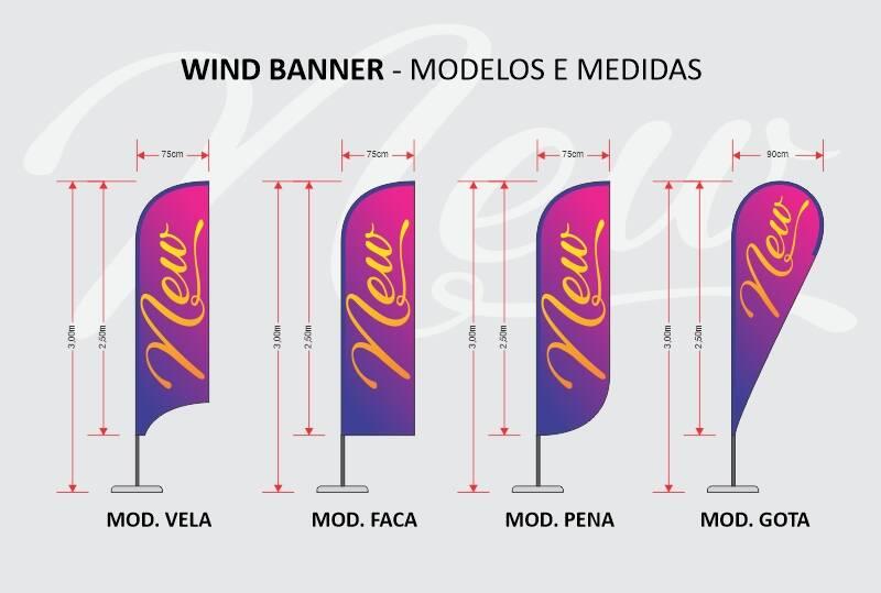 Wind Banner - Foto 1