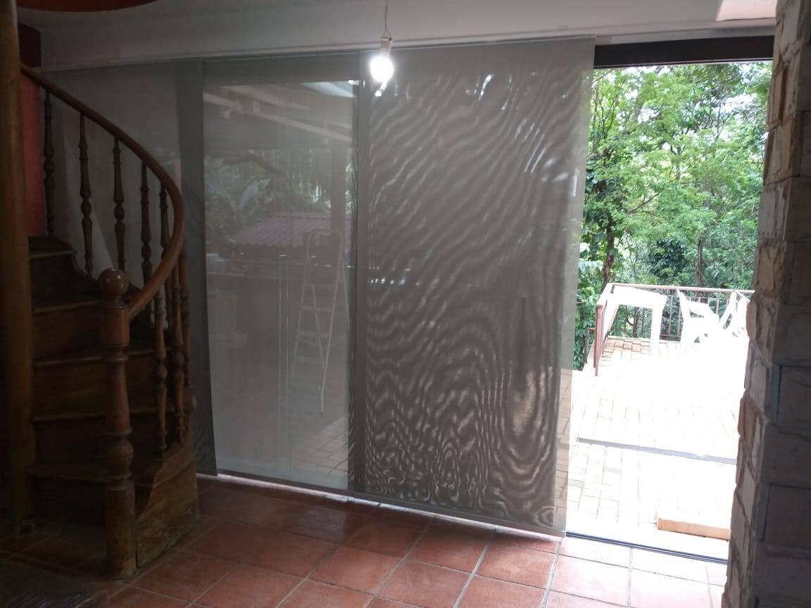 cortina painel - Foto 1