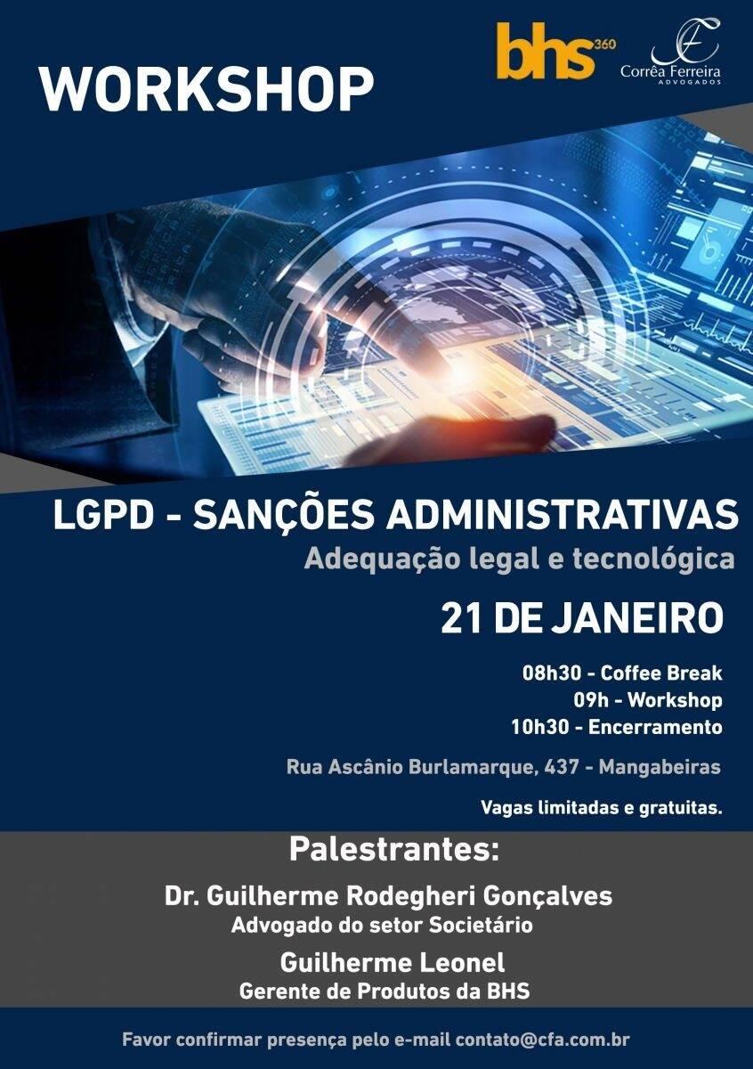 Workshop - LGPD