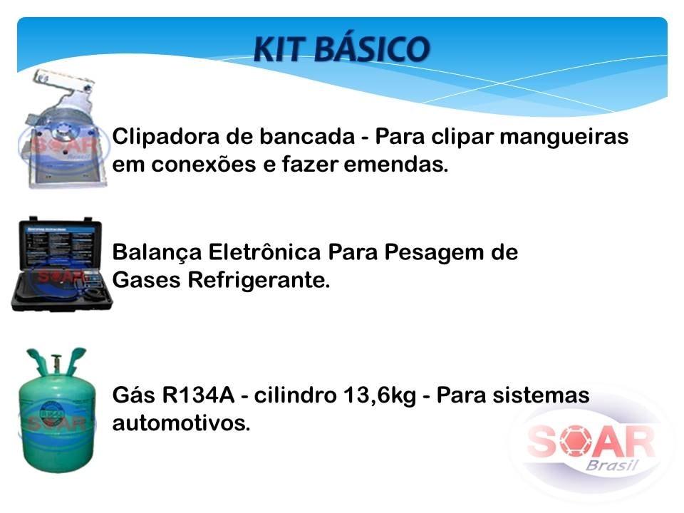KITS DE INSTALAÇÃO E MANUTENÇÃO DE AR CONDICIONADO - Foto 3