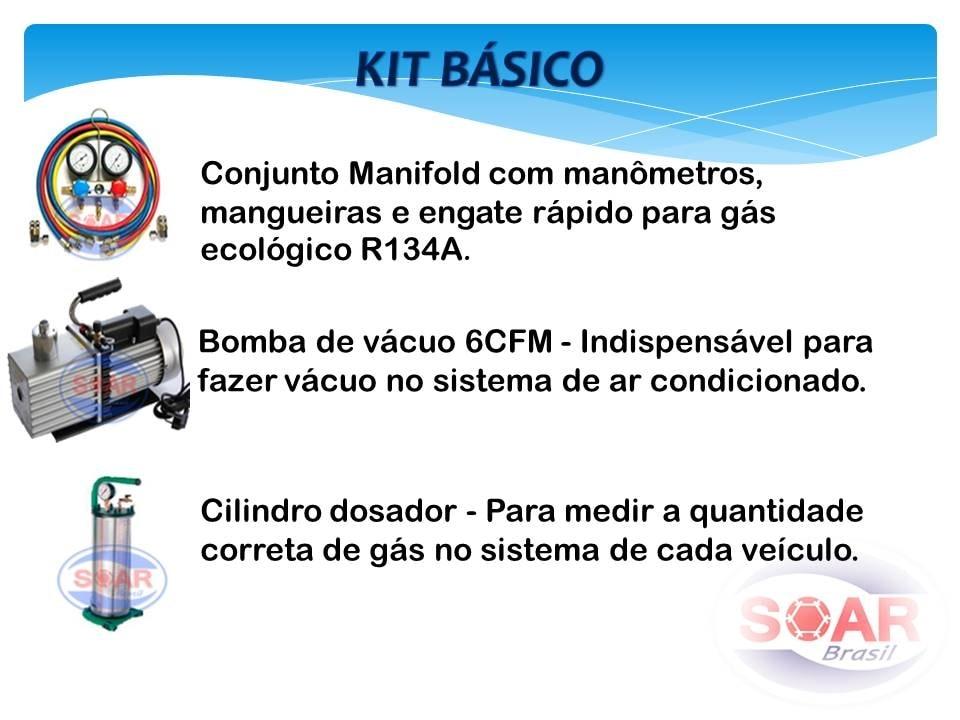 KITS DE INSTALAÇÃO E MANUTENÇÃO DE AR CONDICIONADO - Foto 2