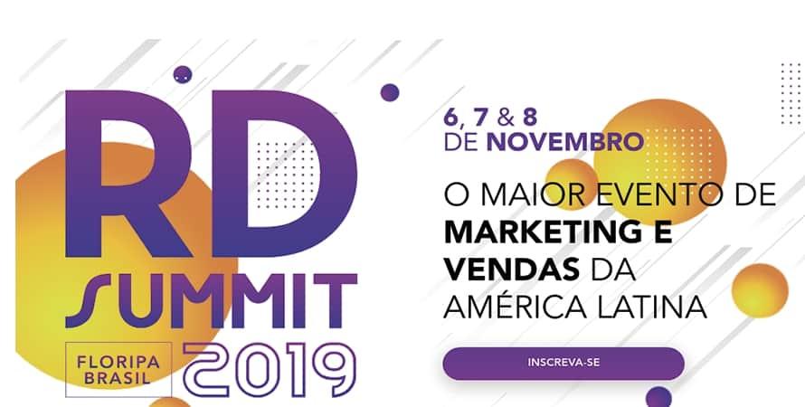 Galax Pay é o patrocinador Master do RD Summit, maior evento de marketing e vendas da América Latina