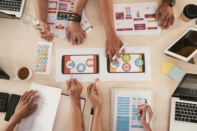 Receber pagamento de cartão de crédito em agências de marketing