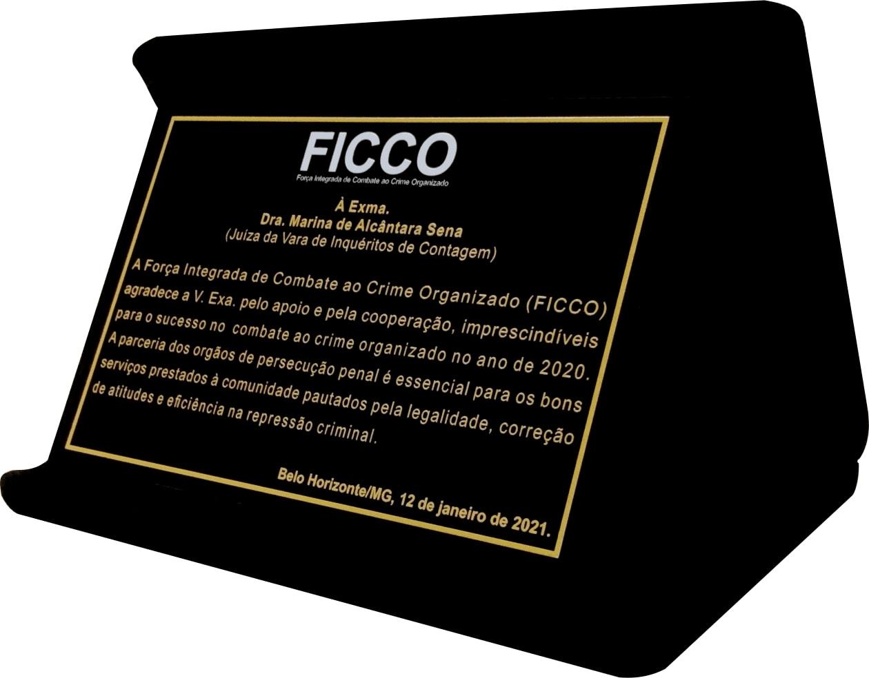 Placa acrilico impressão UV - Foto 2
