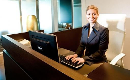Recepcionista de Empresas /Hotéis/Bancos