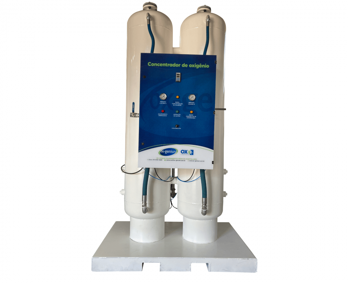 Manutenção especializada em usinas de oxigênio - Foto 1
