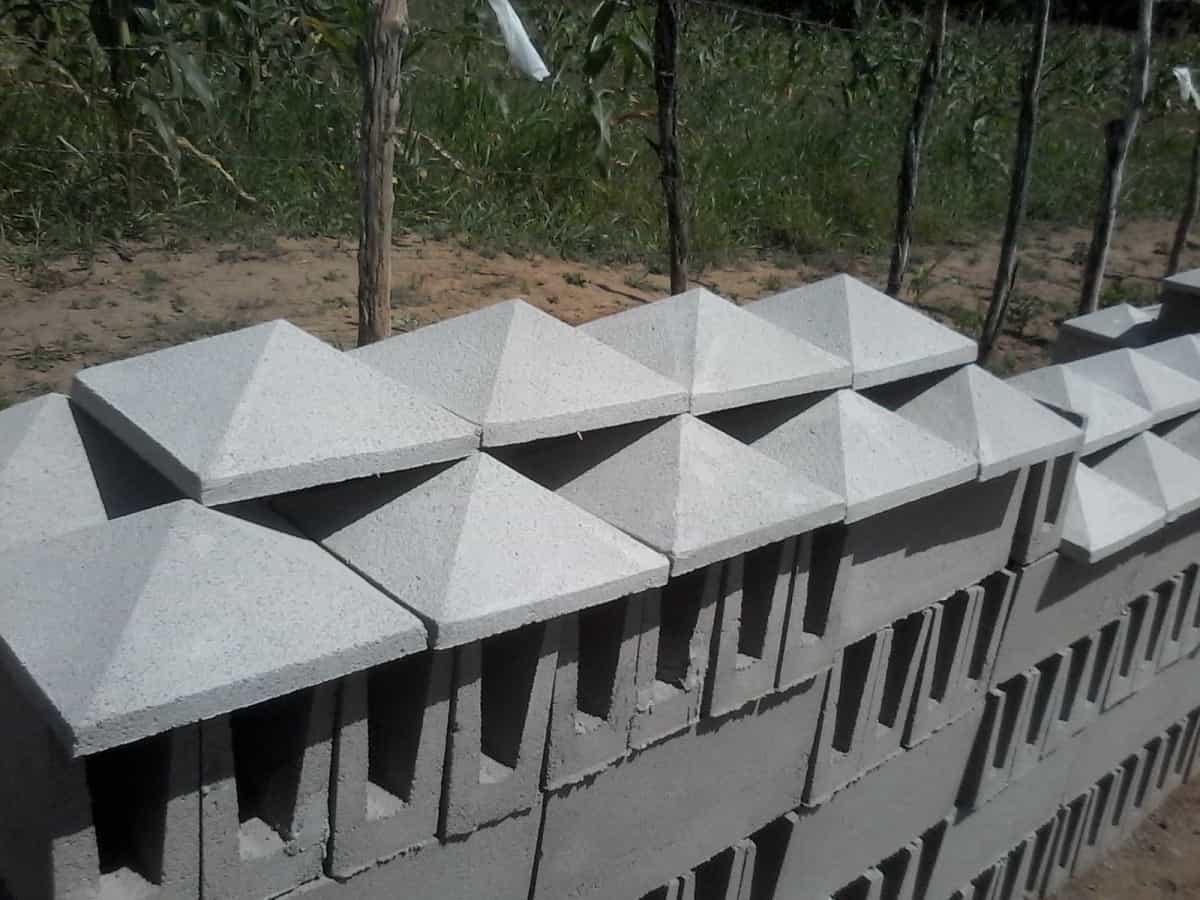 Acabamento / Chapéu para Coluna - Foto 6