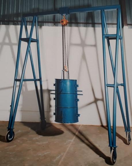 Cavalete Industrial - Foto 1