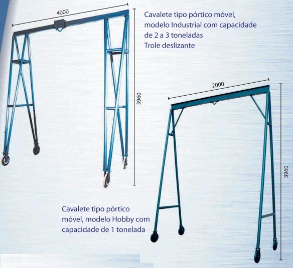 Cavalete Industrial - Foto 3