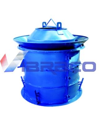 Conjunto Vibratório M/F ou P/B de 600mm a 1000mm - Foto 2