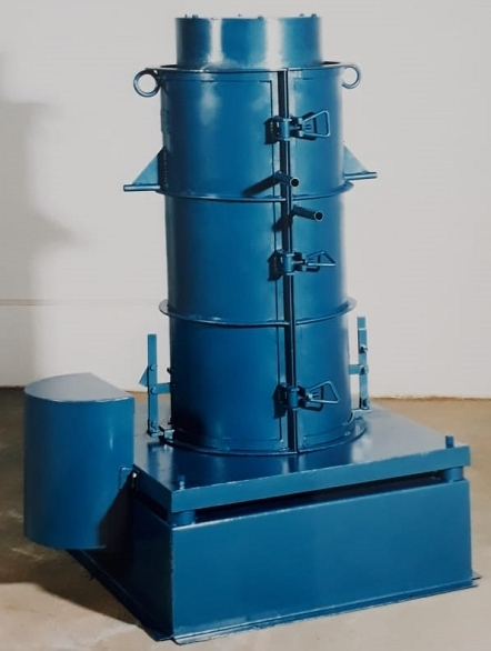 Conjunto Vibratório M/F ou P/B de 200mm a 500mm - Foto 1