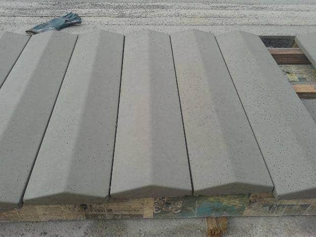 Forma Metálica para Capa de Muro Pingadeira - Foto 4