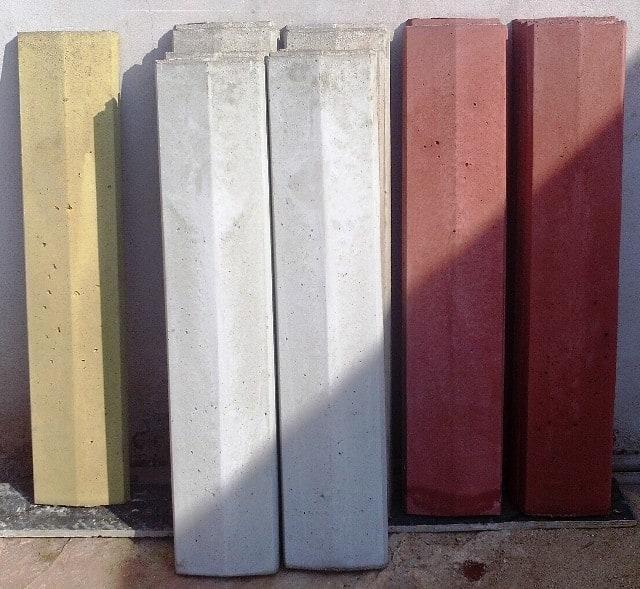 Forma Metálica para Capa de Muro Pingadeira - Foto 2