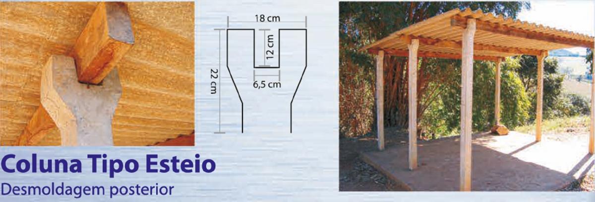 Forma Metálica para Coluna - Foto 3