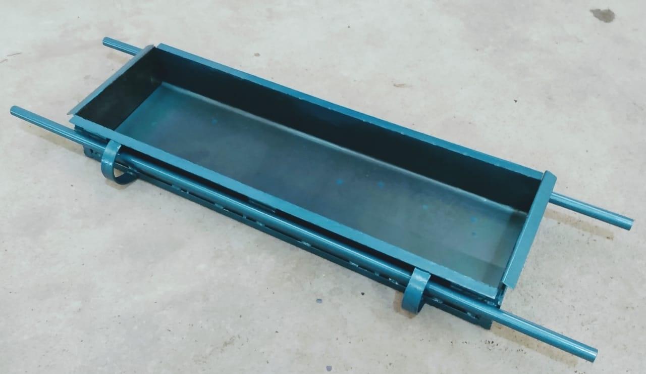 Forma Metálica para Meio Fio - Foto 9