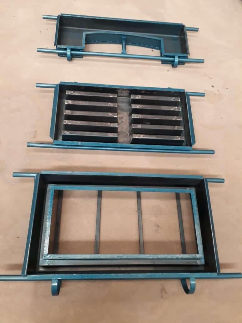 Forma Metálica para Ralo/Grelha/Bueiro - Foto 1